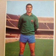 Coleccionismo deportivo: POSTAL - JUGADOR C.F. BARCELONA - REINA - BARÇA - FOTOGRAFIA: SEGUÍ - . Lote 170419604