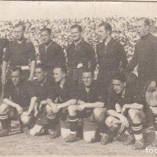 Coleccionismo deportivo: TARJETA POSTAL SELECCION ESPAÑA.AÑOS 30.. Lote 170764980