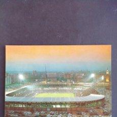 Coleccionismo deportivo: POSTAL CAMPO DE FÚTBOL LA ROMAREDA. ZARAGOZA.. Lote 171036774