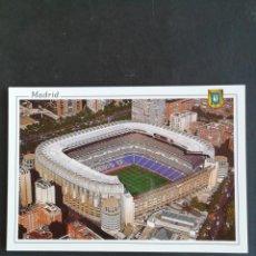 Coleccionismo deportivo: POSTAL ESTADIO SANTIAGO BERNABEU. MADRID. Lote 171037517