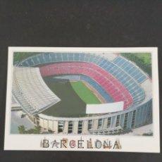 Coleccionismo deportivo: POSTAL ESTADIO CAMP NOU. BARCELONA. Lote 171112757