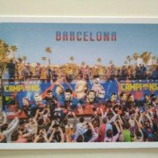 Coleccionismo deportivo: POSTAL FC BARCELONA CELEBRACIÓN LIGA BARÇA - JOHN LAFOND PSP35468. Lote 171277223