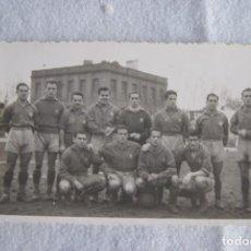 Coleccionismo deportivo: POSTAL FOTOGRAFICA OURENSANA ORENSE?? 1951 DOCUMENTADA. Lote 171673457