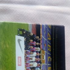 Coleccionismo deportivo: FCB PUYOL ,INIESTA,XAVI,RONALDHINO. Lote 171691585