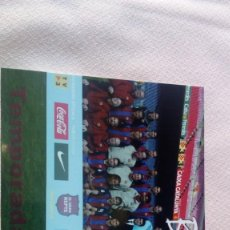 Coleccionismo deportivo: FCB TEMPORADA 2003-2004. Lote 171691818