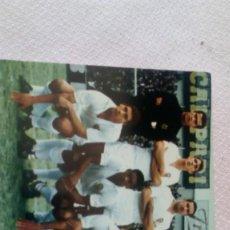 Coleccionismo deportivo: ANTIGUA POSTAL VALENCIA CF / FOTO SEGUI. Lote 171727014