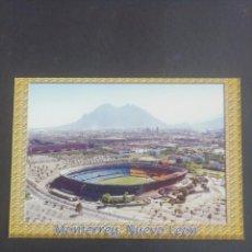 Coleccionismo deportivo: ESTADIO UNIVERSITARIO MONTERREY. NUEVO LEÓN. MÉXICO. . Lote 171742810