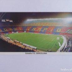 Coleccionismo deportivo: POSTAL ESTADIO F. C. BARCELONA . Lote 171984778