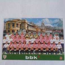 Coleccionismo deportivo: POSTAL ATHLETIC CLUB BILBAO. Lote 172003457