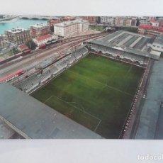 Coleccionismo deportivo: POSTAL WORLD STADIUM AERIAL. ATOCHA (DESAPARECIDO) SAN SEBASTIAN. ESPAÑA.. Lote 192034125