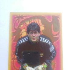 Coleccionismo deportivo: POSTAL BUSQUETS PORTERO F. C. BARCELONA. Lote 172232285