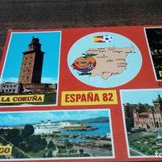 Coleccionismo deportivo: ESPAÑA MUNDIAL 82 DIRIGIDA AL MITICO PROGRAMA APLAUSO. Lote 172235745