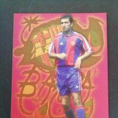 Coleccionismo deportivo: ABELARDO. F. C. BARCELONA. . Lote 172242153