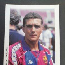 Coleccionismo deportivo: AMOR. F. C. BARCELONA. . Lote 172243508
