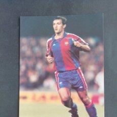 Coleccionismo deportivo: ANDONI GOICOETXEA. F. C. BARCELONA. Lote 172294432