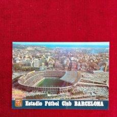 Coleccionismo deportivo: POSTAL NOU CAMP, BARCELONA. Lote 172359819