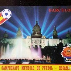 Coleccionismo deportivo: BARCELONA MUNDIAL ESPAÑA 82. Lote 172638435