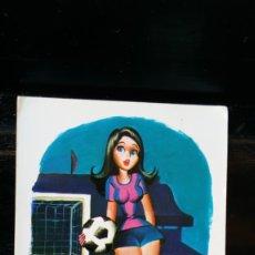 Coleccionismo deportivo: CHICA FCB. Lote 172639437