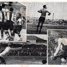 Coleccionismo deportivo: RICARDO ZAMORA - RCD ESPAÑOL - RCD ESPANYOL - POSTAL PUBLICITARIA AÑOS '1920. Lote 173051664