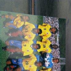 Coleccionismo deportivo: SELECCION DE COLOMBIA VALDERRAMA. Lote 173385223