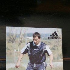 Coleccionismo deportivo: JUAN ANTONIO PIZZI ADIDAS. Lote 173385490