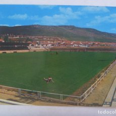 Coleccionismo deportivo: POSTAL DEL ESTADIO CALVO SOTELO , PUERTOLLANO ( CIUDAD REAL ). AÑOS 60. Lote 173390817