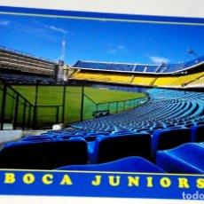 Coleccionismo deportivo: POSTAL - ESTADIO DE BOCA JUNIORS, ARGENTINA. Lote 174412167