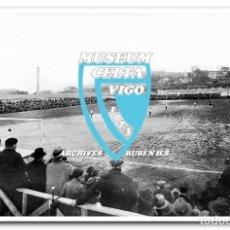 Coleccionismo deportivo: FOTOS DEL CAMPO DE COYA (COIA) AÑOS 20 EN VIGO - VIGO SPORTING, FORTUNA, CELTA. Lote 175731249