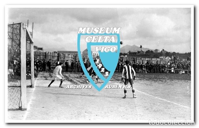 Coleccionismo deportivo: FOTOS DEL CAMPO DE COYA (COIA) AÑOS 20 EN VIGO - VIGO SPORTING, FORTUNA, CELTA - Foto 8 - 246750205