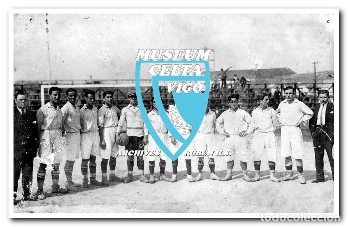 Coleccionismo deportivo: FOTOS DEL CAMPO DE COYA (COIA) AÑOS 20 EN VIGO - VIGO SPORTING, FORTUNA, CELTA - Foto 13 - 246750205