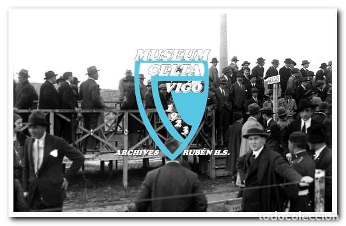 Coleccionismo deportivo: FOTOS DEL CAMPO DE COYA (COIA) AÑOS 20 EN VIGO - VIGO SPORTING, FORTUNA, CELTA - Foto 15 - 246750205