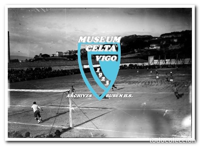 Coleccionismo deportivo: FOTOS DEL CAMPO DE COYA (COIA) AÑOS 20 EN VIGO - VIGO SPORTING, FORTUNA, CELTA - Foto 16 - 246750205