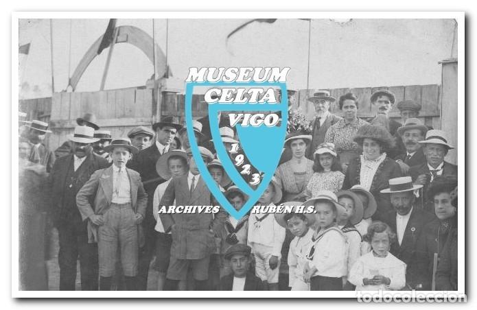 Coleccionismo deportivo: FOTOS DEL CAMPO DE COYA (COIA) AÑOS 20 EN VIGO - VIGO SPORTING, FORTUNA, CELTA - Foto 19 - 246750205