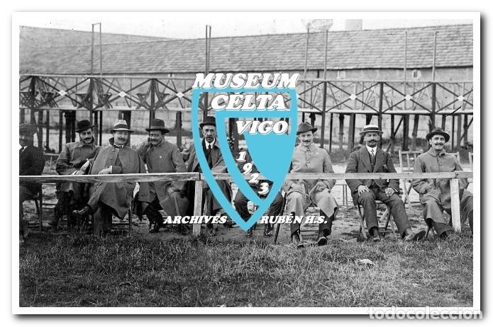 Coleccionismo deportivo: FOTOS DEL CAMPO DE COYA (COIA) AÑOS 20 EN VIGO - VIGO SPORTING, FORTUNA, CELTA - Foto 20 - 246750205