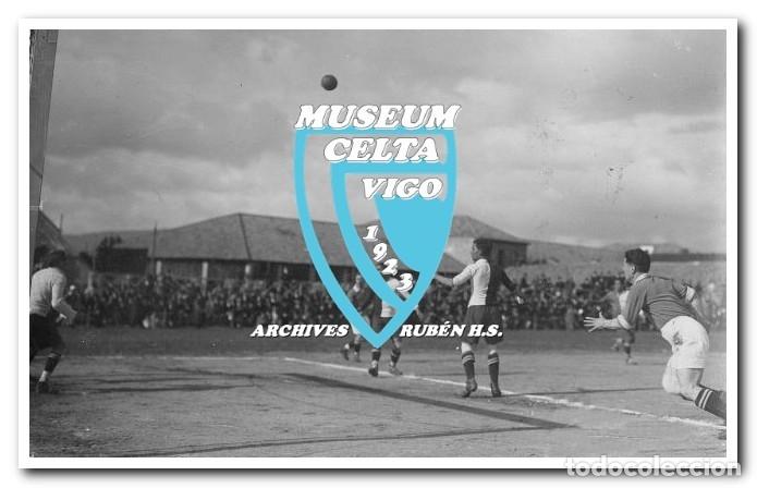 Coleccionismo deportivo: FOTOS DEL CAMPO DE COYA (COIA) AÑOS 20 EN VIGO - VIGO SPORTING, FORTUNA, CELTA - Foto 21 - 246750205