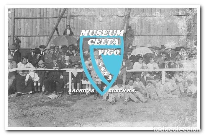 Coleccionismo deportivo: FOTOS DEL CAMPO DE COYA (COIA) AÑOS 20 EN VIGO - VIGO SPORTING, FORTUNA, CELTA - Foto 22 - 246750205