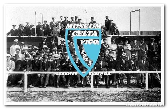 Coleccionismo deportivo: FOTOS DEL CAMPO DE COYA (COIA) AÑOS 20 EN VIGO - VIGO SPORTING, FORTUNA, CELTA - Foto 23 - 246750205