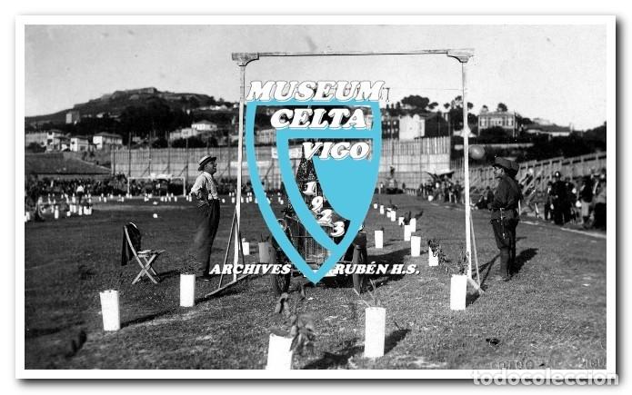Coleccionismo deportivo: FOTOS DEL CAMPO DE COYA (COIA) AÑOS 20 EN VIGO - VIGO SPORTING, FORTUNA, CELTA - Foto 25 - 246750205