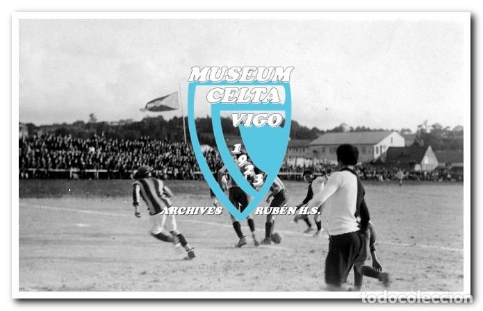 Coleccionismo deportivo: FOTOS DEL CAMPO DE COYA (COIA) AÑOS 20 EN VIGO - VIGO SPORTING, FORTUNA, CELTA - Foto 2 - 246750205