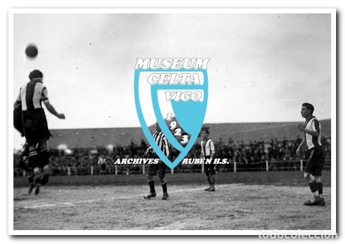 Coleccionismo deportivo: FOTOS DEL CAMPO DE COYA (COIA) AÑOS 20 EN VIGO - VIGO SPORTING, FORTUNA, CELTA - Foto 3 - 246750205