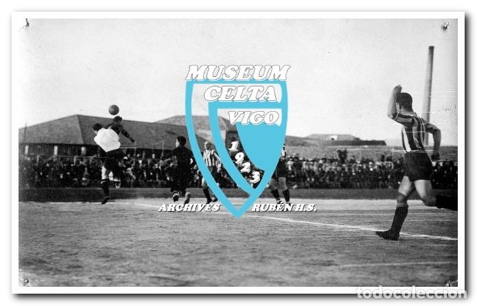 Coleccionismo deportivo: FOTOS DEL CAMPO DE COYA (COIA) AÑOS 20 EN VIGO - VIGO SPORTING, FORTUNA, CELTA - Foto 6 - 246750205