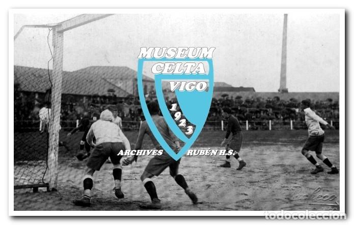 Coleccionismo deportivo: 26 FOTOS DE LA VISITA DE LA SELECCIÓN DE URUGUAY A VIGO EN 1924 - CELTA DE VIGO - Foto 15 - 175731358