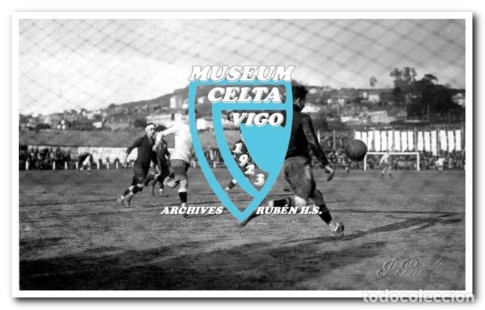 Coleccionismo deportivo: 26 FOTOS DE LA VISITA DE LA SELECCIÓN DE URUGUAY A VIGO EN 1924 - CELTA DE VIGO - Foto 16 - 175731358