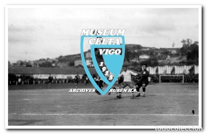 Coleccionismo deportivo: 26 FOTOS DE LA VISITA DE LA SELECCIÓN DE URUGUAY A VIGO EN 1924 - CELTA DE VIGO - Foto 21 - 175731358
