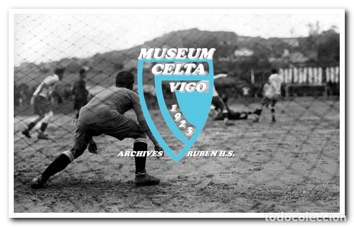 Coleccionismo deportivo: 26 FOTOS DE LA VISITA DE LA SELECCIÓN DE URUGUAY A VIGO EN 1924 - CELTA DE VIGO - Foto 22 - 175731358