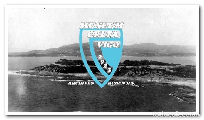 Coleccionismo deportivo: 26 FOTOS DE LA VISITA DE LA SELECCIÓN DE URUGUAY A VIGO EN 1924 - CELTA DE VIGO - Foto 25 - 175731358