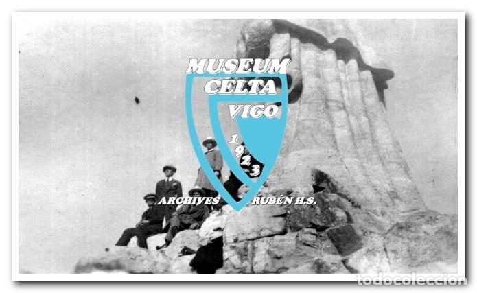 Coleccionismo deportivo: 26 FOTOS DE LA VISITA DE LA SELECCIÓN DE URUGUAY A VIGO EN 1924 - CELTA DE VIGO - Foto 26 - 175731358