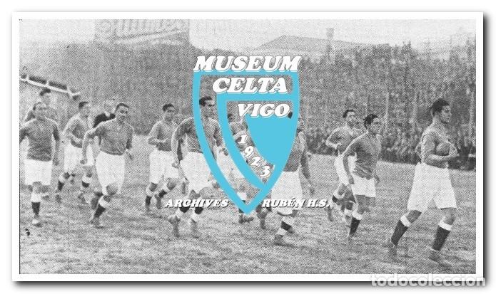 Coleccionismo deportivo: 10 FOTOS DEL VIAJE DEL CELTA DE VIGO A AMÉRICA EN 1928 - PARTIDO CONTRA ARGENTINA - Foto 7 - 175731530