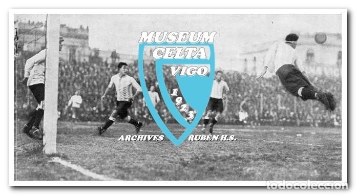 Coleccionismo deportivo: 10 FOTOS DEL VIAJE DEL CELTA DE VIGO A AMÉRICA EN 1928 - PARTIDO CONTRA ARGENTINA - Foto 9 - 175731530