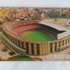 Coleccionismo deportivo: POSTAL ESTADIO F. C. BARCELONA. . Lote 175854694